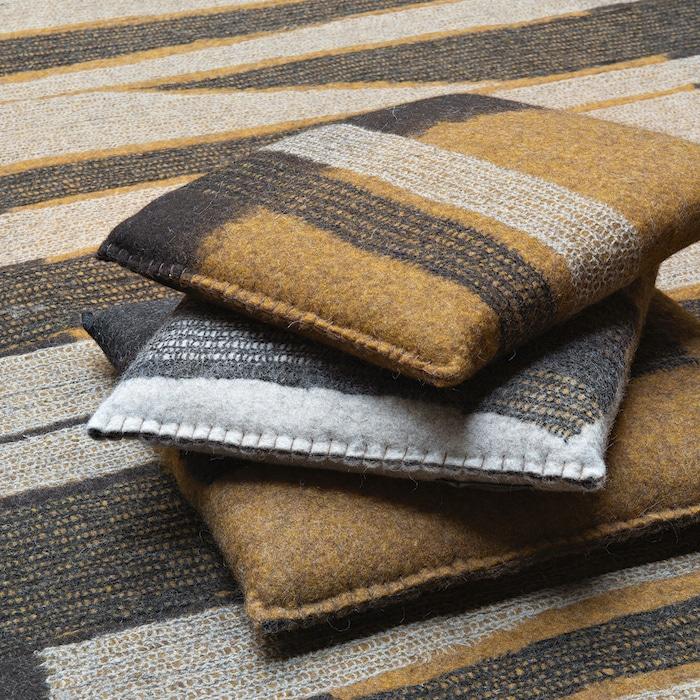 tapis-coussins-feutre-fait-main-laine-eco-responsable