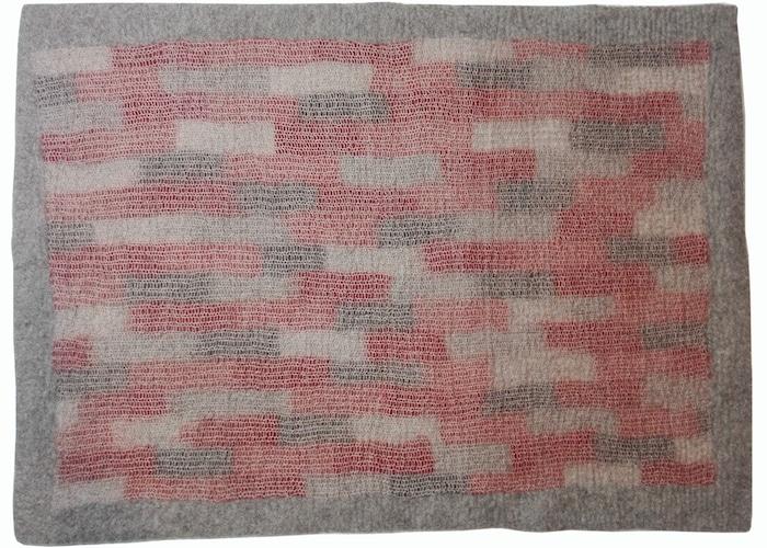 tapis-maille-feutre-roux