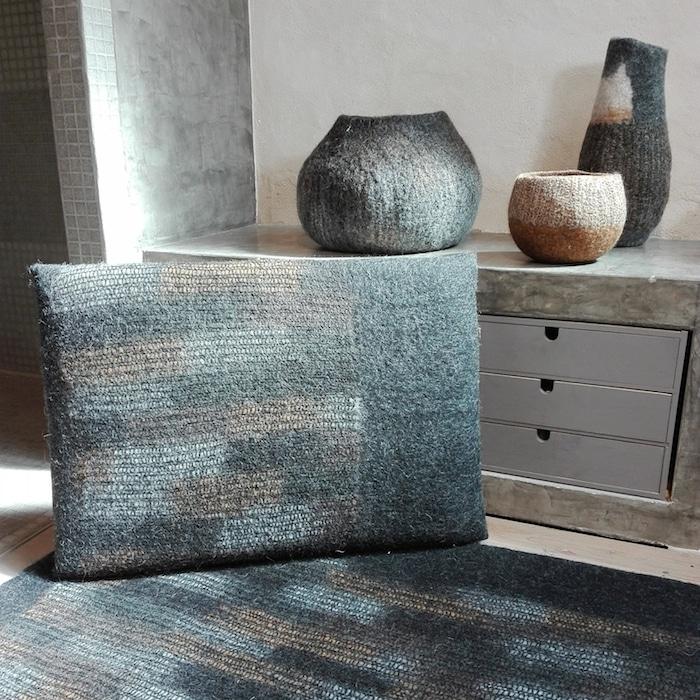 tapis-objets-feutre-fait-main-decoration-interieure